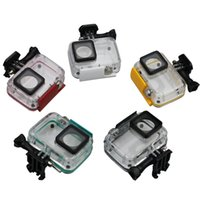 Wholesale Diving m Waterproof Underwater Protective Housing Case Transparent for Xiaoyi Xiaomi K Action Sports Camera II