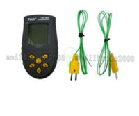Wholesale TASI K TYPE Digital Thermometers Range to degrees Probe Temperature Measurement meter MYY