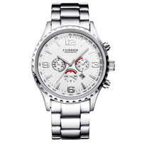 best business watches - The new luxury fashion brand watch military clock leisure wrist best present four kinds of models to choose from