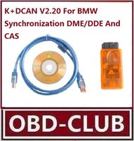 auto synchronization - Auto Scanner V2 K DCAN ForBMW Synchronization DME DDE And CAS work with All systems of series and OBDII diagnostic system