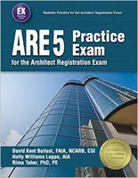 Wholesale Books ARE Practice Exam for the Architect Registration Exam New Edition ISBN Book