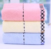 Wholesale 2017 Superfine Fiber Towel Water Uptake Quick Drying Cooling Towel cm No Hair Loss Household Towel
