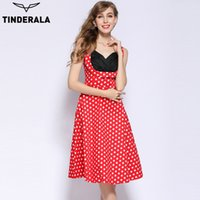 Cheap 50s 60s Retro Summer Style Dress - Free Shipping 50s 60s ...