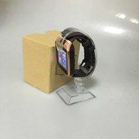 al por mayor espanol-Smartwatch 2016 El último reloj elegante de DZ09 Bluetooth con la tarjeta de SIM para el teléfono celular androide de Apple Samsung IOS 1.56 pulgadas Los smartwatches libres de DHL