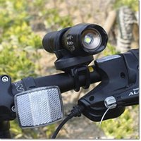 Wholesale high quality bick light G700 CREE XM L T6 LM tactical cree led flashlight zoomable torch lamp light rechargeable lantern by