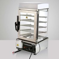 Wholesale Special Electric Chinese Bun Steamer High Quality V V KW Bun Steamer with Layers