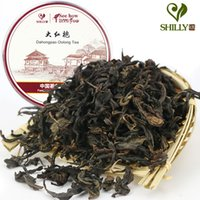 Wholesale 30g Chinese oolong tea Wuyi Da Hong Pao Tea Big Red Robe Original Dahongpao Tea Oolong China Health Care Organic
