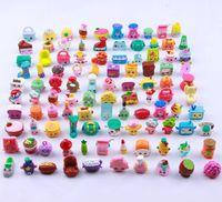 anime mini figure - Hug Me Mini Toy Fruit Shop Supermarket kin Model Action Figures Mini Anime Toys Figure Models Kids Gifts Party cm EC