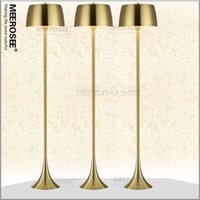 Wholesale Modern Floor Lamps for Living room Bedroom Foyer Standing E27 Floor Light Fixture Lustres Bedroom Luminaires Floor Lighting