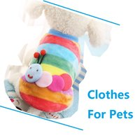 animal clothing company - Manli pet supplies company a large number of spot optional autumn and winter new dog clothes fall and winter clothes Teddy poodle vest pe