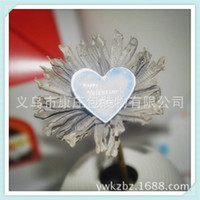 Wholesale Blue mood of people s Day Cake Decoration plug in card inserted into the card piece of paper