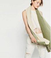 art work design - New Design Retro Art Pattern Scarf For Women Cotton Patch Work Long Size Wrap Blocking Color Scarves Autumn Winter Mix