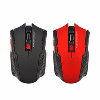 Wholesale 2 Ghz Mice Optical Mouse Office Use Rolling USB Mouse Wireless Gaming Mouse Plug and Play for PC Laptop Computer