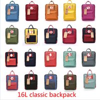 Wholesale Factory Supply Popular Waterproof L Classic Backpack Teenagers Outdoor L Sports Bag Travel Bagpack Colors