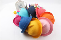 Cheap Unisex Summer childrens sunhats Best Summer Ball Cap kids animal sunscreen cubs caps