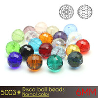 Professions, Hobbies angels disco - Trial Order Chinese Crystal Strass Clear Shine Lovely Disco Ball Beads mm Normal Colors A5003 set