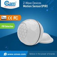 <b>Sensor</b> NEO Coolcam Z-Wave PIR, <b>Sensor</b> de Movimiento, <b>Sensor</b> de Movimiento PIR con Z-Wave Serie 300 y 500 series Home Automation