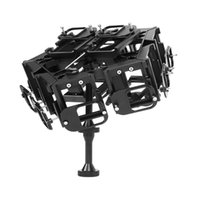 best brackets - 2017 Best Selling Camera Video Material Of China National Standard Panoramic Bracket For Degree Panoramic Rig