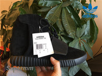 Cheap Adidas Basketball Shoes Yeezy 750 Boost Pirate Black Women Men Kanye West Shoes Classic Sports Yeezys Running Fashion Yezzy YZY Sneaker Boot