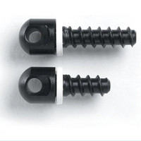Wholesale New Hot Rifle Sling Swivel Screw Adapter Stand Studs Base Fits Most Rifle Shotgun Accessories