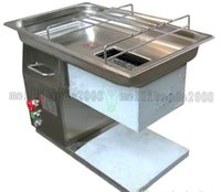 Wholesale Automatic QH meat slicer Restaurant meat cutter KG HR supply V and V meat cutting machine MYY