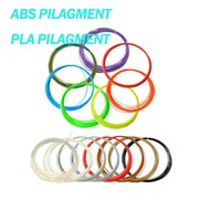 abs plastic wire - D pen material D printer plastic wire D printing filament PLA ABS