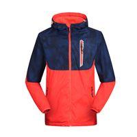 Wholesale New Men s Hoodie Jacket Running Outdoor Sports Jackets Sweatshirt Mens Winter Windproof Hooded Coats Clothing Outerwear