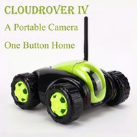big remote control tanks - NEW RC Car with IP Camera CH Wifi tank Cloud Rover Cloud Companion Household Appliances IR Remote Control One Button Home P2P FSWB