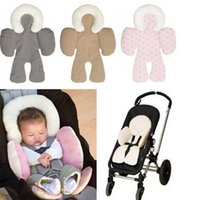 Wholesale Infant Baby Car Seat Cushion Mats Children Strollers Pram Head Body Support Pad Kids Chair Protection Seat Accessories
