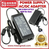 Wholesale 65W V A Laptop Charger for ASUS ADP DB A6M A7M A8M F9J G2 M3NP W2V U5A