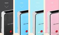 Precio de Air heater-Hogar Moda mini calentador de mano Calentador de aire eléctrico Calefacción invierno Mantenga ventilador de escritorio caliente para Oficina Inicio
