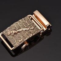 Wholesale Men s belt buckle fashion personality automatic buckle