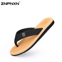 Wholesale New Men Sandals Fashion Casual Flip Flops Men Outdoor Summer Beach Sandals For Men Slippers Shoes Masculino Size