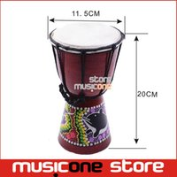 african drum - African Djembe Inch Percussion Hand Drum For Sale Wooden Jambe Doumbek Drummer with pattern