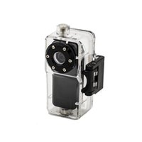 Venta al por mayor-Mini acción impermeable cámara al aire libre DV DVR escondido espía de vídeo de seguridad videocámara pequeña cam