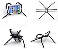 Universal amazing support - NEW Spider support Amazing spider mobile phone holder Universal vehicle mounted mobile phone support Tablet support for smartphone
