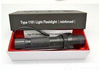 LED led works - Hot Sale New Type Edc Linternas Light Cree Led Tactical Flashlight Lanterna Self defense Torch built in DHL