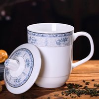 Wholesale From China jingdezhen production cups are very delicate very beautiful very durable which can be used to make tea and coffee