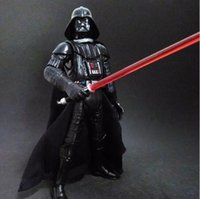 Unisex auction shipping - 1Pcs Star Wars Darth Vader Revenge Of The Sith Auction quot FIGURE Child Boy Toy Collection Xmas Gift