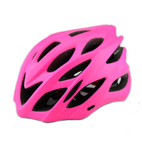 Wholesale Ultra light safe and comfortable new bike helmet riding helmet pest control net with tail lamp helmet