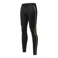 Wholesale New Brand Design Men s Compression pants Jogging Running leggings Underwear bodybuliding Clothing Yoga Gym Fitness Running pants