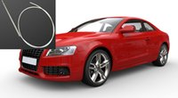 Wholesale Car Stainless Steel Section Telescopic Car Power Antenna Mast For Toyota Avalon