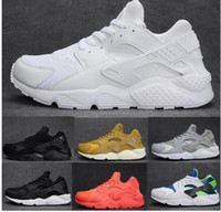 Wholesale With box Casual Shoes Air Huarache For Men and Women Sneakers Zapatillas Deportivas Sport Huaraches Shoes Mens Trainers Size