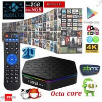 Wholesale 2017 Coolest T95Z Plus TV Box Android6 S912 Octa core TV Box G G kodi16 G G Wifi Bluetooth Gigabit Openbox V9S