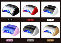 Wholesale 48W Nail Dryer Universal LED UV Manicure Induction Machine Nail Equipment High powered Nail Art Tool