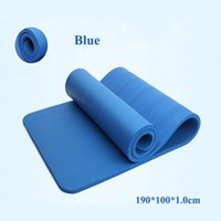 baby yoga exercises - MM NBR Non slip Double Yoga Mat Pilates Pad Sit up Durable Exercise Mat Baby Crawling Mat Outdoor Mat Cm