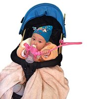 Wholesale Free Hand Baby Bottle Stroller Attachment Holder Great for On The Go Especially When You Have Your Hands Full