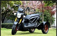 Wholesale 60v w powerful double disc brakes three wheel electric scooter