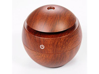 Wholesale Essential Oil Diffuser Ultrasonic Aroma Humidifier Mini Portable Mist Maker With USB Connection