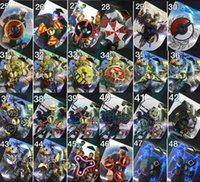 73types Nouvelle arrivée Fidget spinner The Avengers Cartoon spider iron homme Hand Spinners toys spinning top EDC Toys Marvel Comics dans Retail box